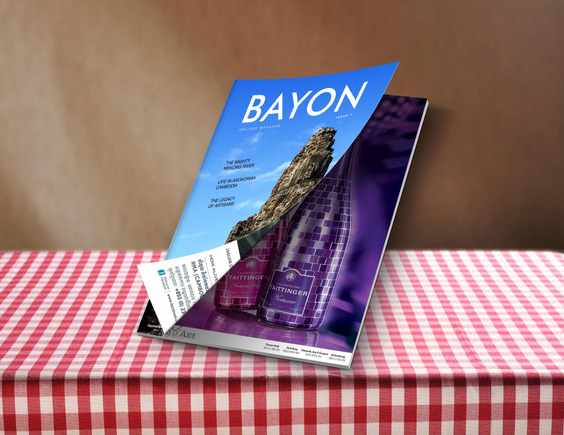 Bayon Magazine