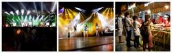 International Food Festival & Rock Star Concert